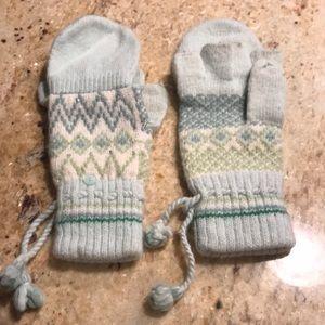 American eagle fingerless gloves